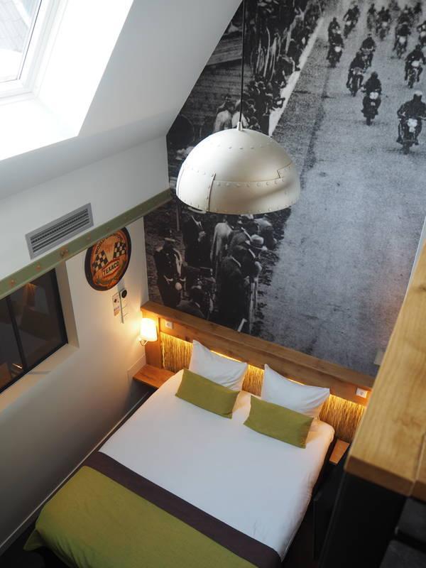 bijzondere hotelkamers