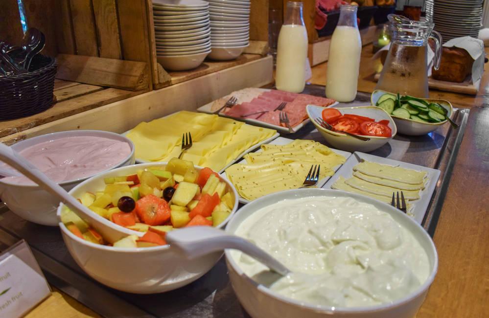 Culinair Wandel Arrangement