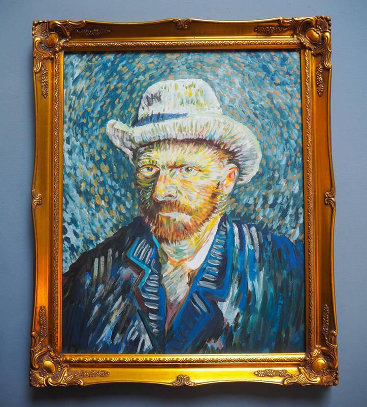De complete Vincent van Gogh in Drenthe ervaring - voor volwassenen
