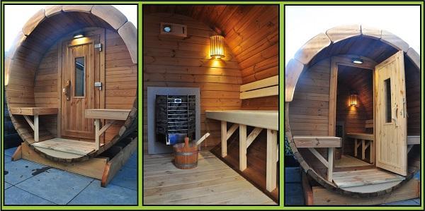 Kloosterkamer met privé sauna en terras