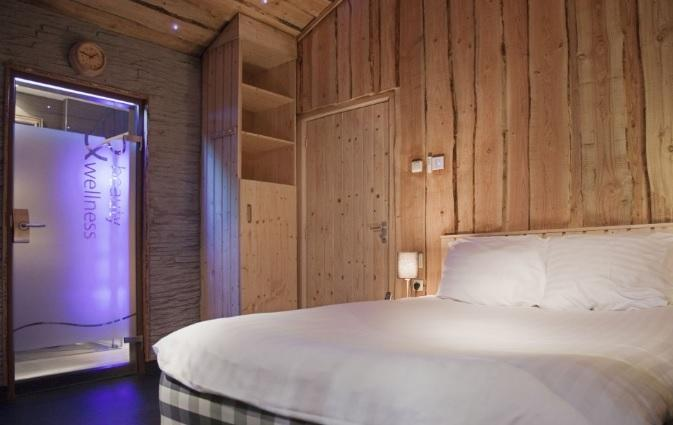 Luxe hotel Drenthe