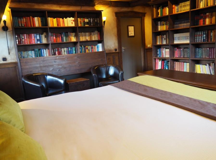 Luxe Themakamer De Bibliotheek