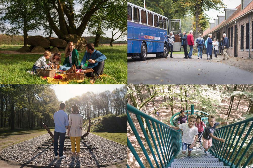 Ligging | Westerbork ligt in het hart van Midden-Drenthe