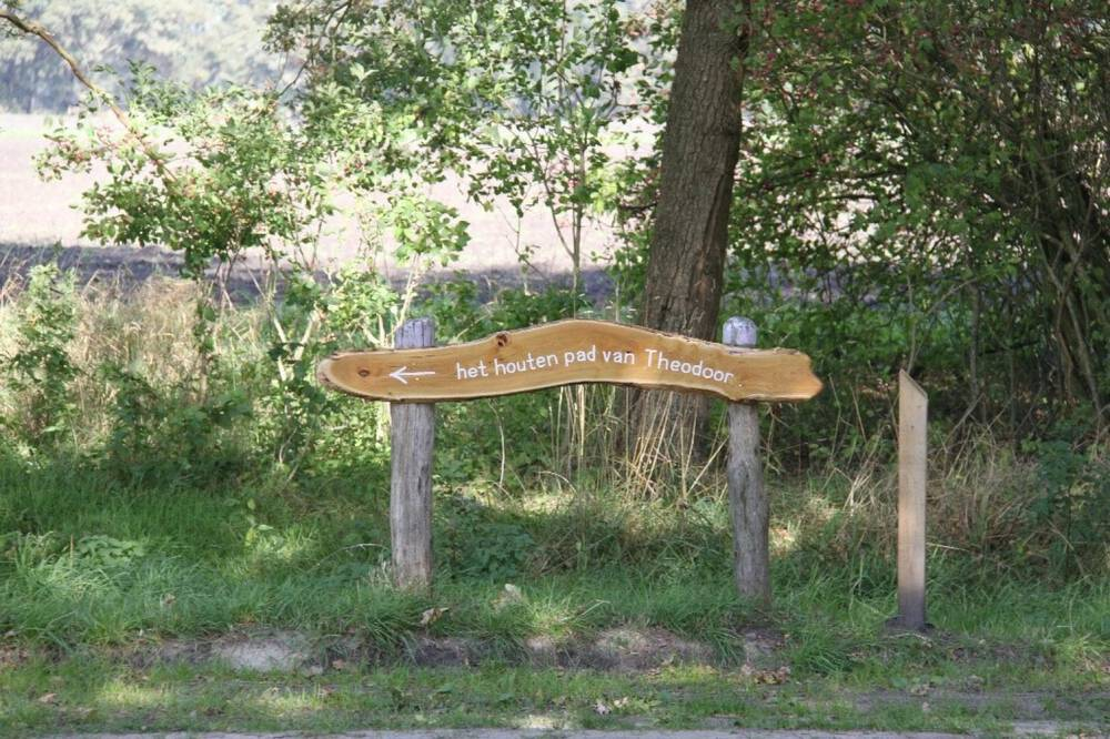 Voor kinderen: Het Theodoor pad in Orvelte