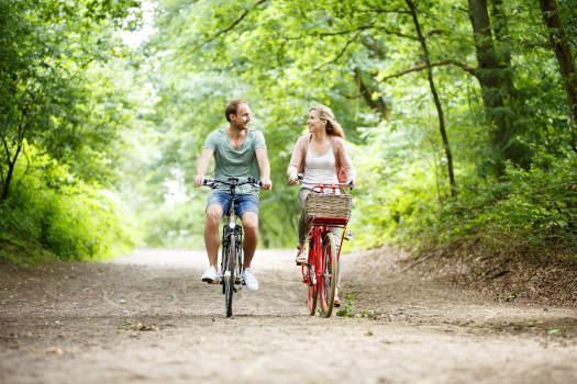 Lekker fietsen in Drenthe