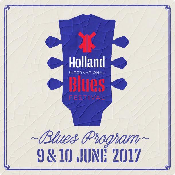 Blues Festival 9 & 10 juni 2017