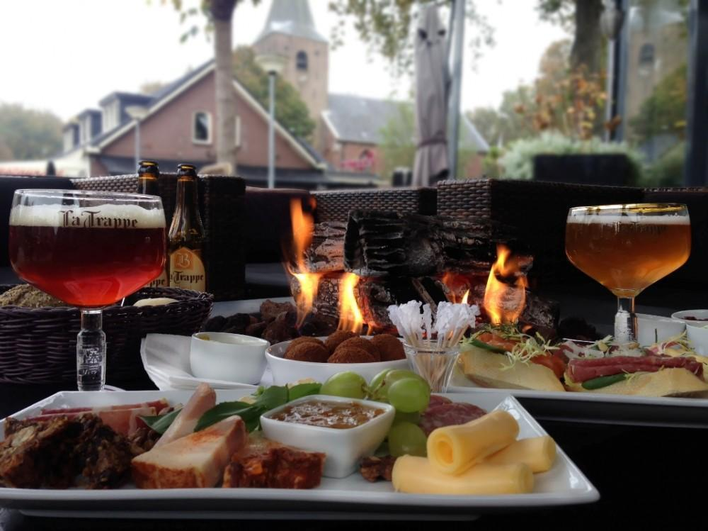 Culinair arrangement culinair genieten in hartje drenthe abdij de westerburcht - Terras arrangement ...