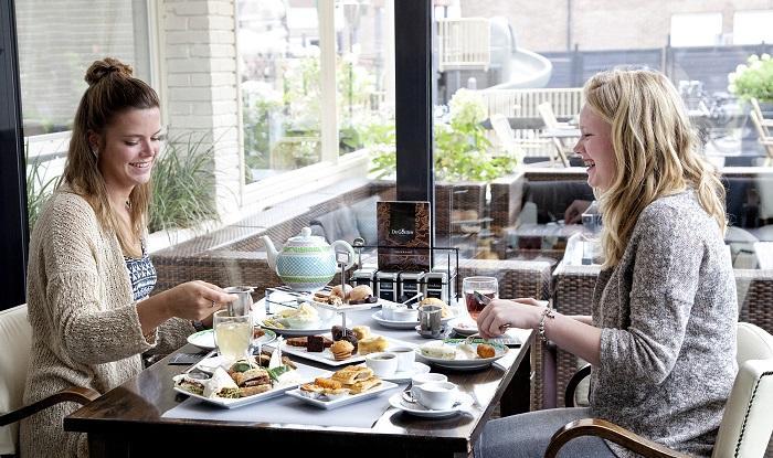 High Tea in Drenthe