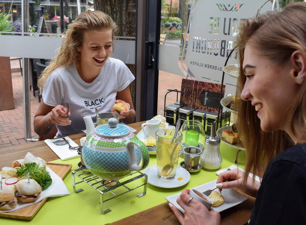 High Tea Deluxe in Drenthe