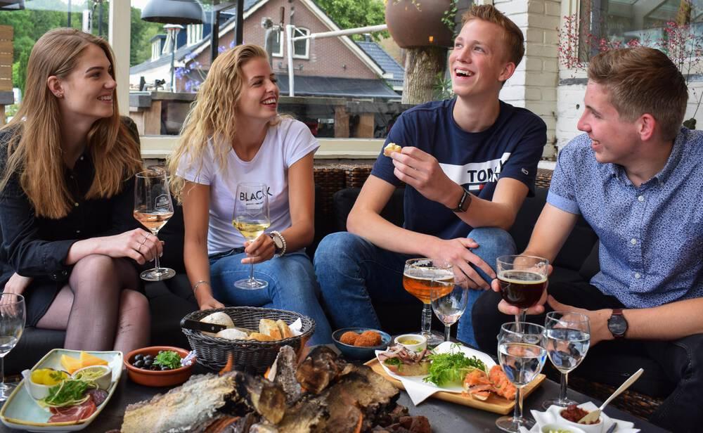 High wine Drenthe