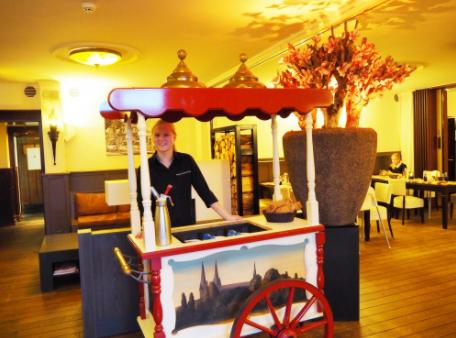 Winterbuffet in Drenthe