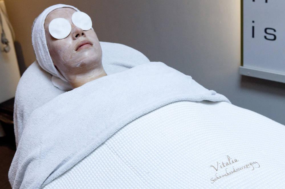 Wellness beauty hotel