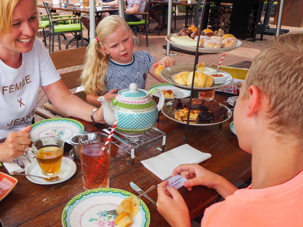 Gezins High Tea | Een high tea voor het hele gezin