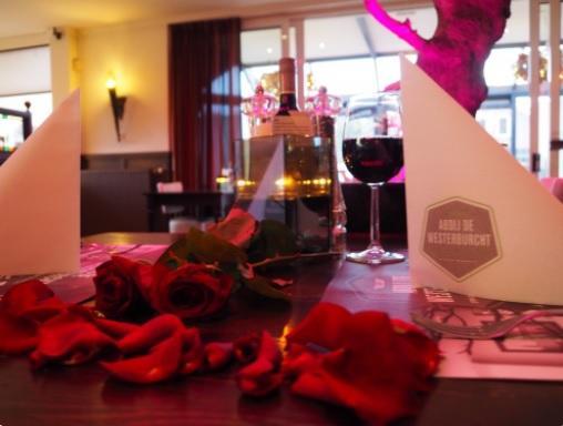 Huwelijksdiner in Drenthe