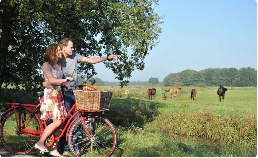 fiets arrangement drenthe