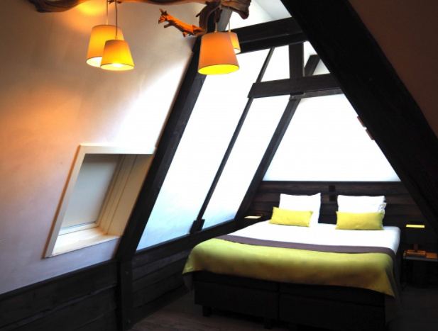 Luxe overnachten in Drenthe