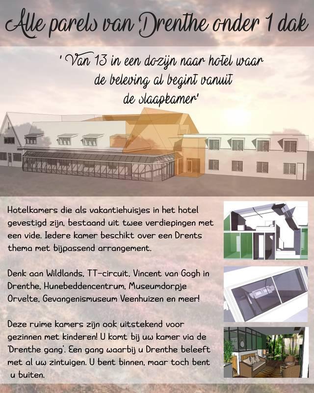 Alle parels van Drenthe onder 1 dak