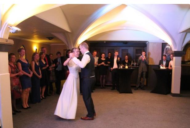 Bruiloftsfeest in Drenthe