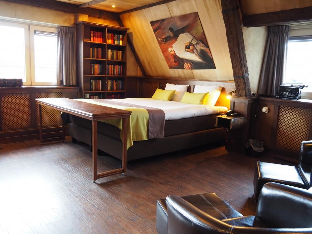 Uniek hotel in Drenthe