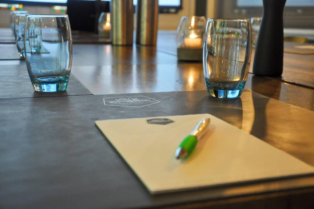Vergaderen in Drenthe