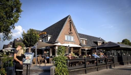 Abdij de Westerburcht in Westerbork, Drenthe