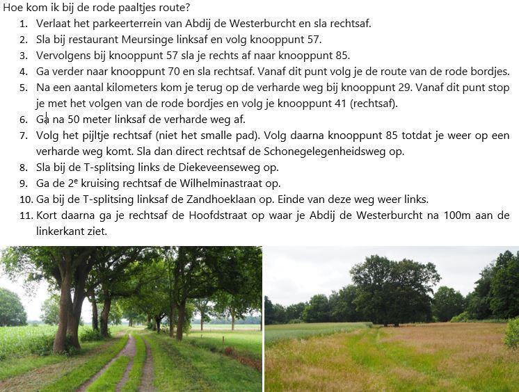 Westerbork - Orvelte