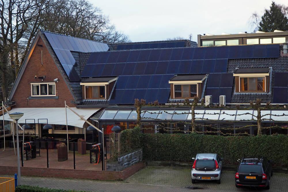 Het 1e CO2 neutrale hotel van Drenthe?