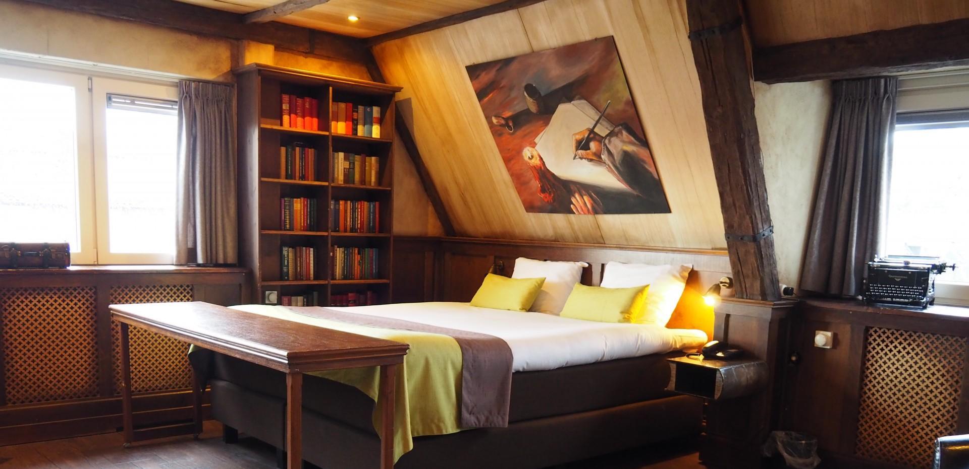 Hotel | Restaurant | Wellness | Lounge | Terras | Vergaderen | Feesten